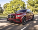 2021 Mercedes-AMG GLE 53 Coupe Front Three-Quarter Wallpapers 150x120 (20)