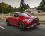 2021 Mercedes-AMG GLE 53 Coupe Front Three-Quarter Wallpapers 150x120 (33)