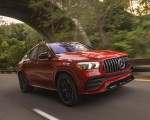 2021 Mercedes-AMG GLE 53 Coupe Front Three-Quarter Wallpapers 150x120 (14)