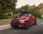 2021 Mercedes-AMG GLE 53 Coupe Front Three-Quarter Wallpapers 150x120 (5)