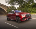 2021 Mercedes-AMG GLE 53 Coupe Front Three-Quarter Wallpapers 150x120 (34)