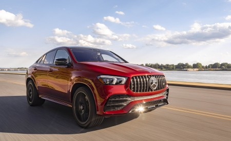 2021 Mercedes-AMG GLE 53 Coupe Wallpapers & HD Images