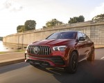 2021 Mercedes-AMG GLE 53 Coupe Front Three-Quarter Wallpapers 150x120 (11)