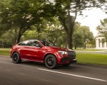 2021 Mercedes-AMG GLE 53 Coupe Front Three-Quarter Wallpapers 150x120 (6)