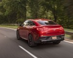 2021 Mercedes-AMG GLE 53 Coupe Rear Three-Quarter Wallpapers 150x120 (7)