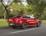 2021 Mercedes-AMG GLE 53 Coupe Rear Three-Quarter Wallpapers 150x120 (28)