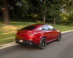 2021 Mercedes-AMG GLE 53 Coupe Rear Three-Quarter Wallpapers 150x120 (10)