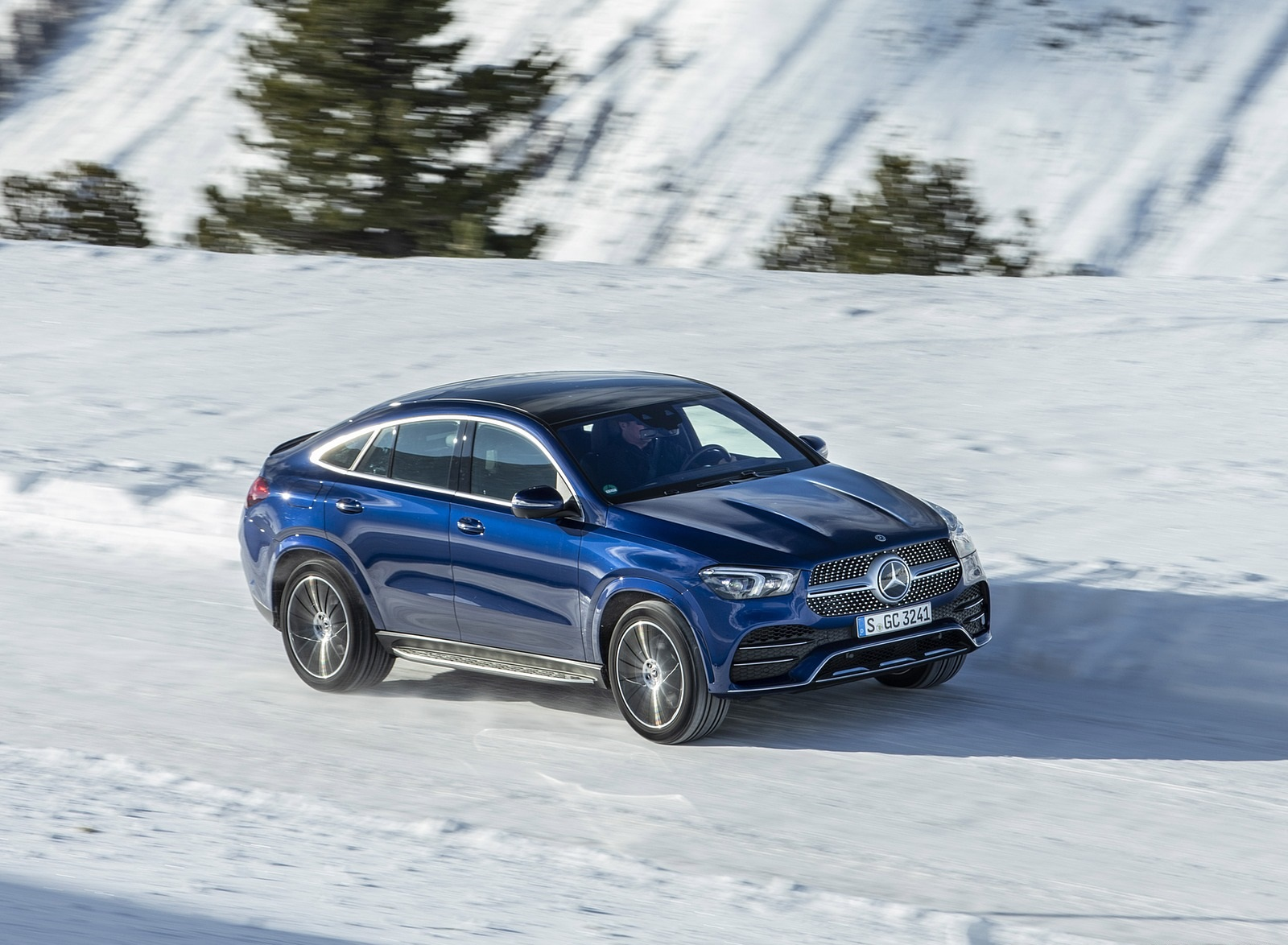 2021 Mercedes Benz Gle Coupe Wallpapers 61 Hd Images Newcarcars