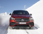 2021 Mercedes-Benz GLE Coupe 400 d 4MATIC Coupe (Color: Designo Hyacinth Red Metallic) Front Wallpapers 150x120 (17)