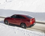 2021 Mercedes-Benz GLE Coupe 400 d 4MATIC Coupe (Color: Designo Hyacinth Red Metallic) Rear Bumper Wallpapers 150x120 (19)