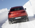 2021 Mercedes-Benz GLE Coupe 400 d 4MATIC Coupe (Color: Designo Hyacinth Red Metallic) Rear Wallpapers 150x120 (20)