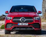 2021 Mercedes-Benz GLE Coupe (Color: Designo Hyacinth Red Metallic) Front Wallpapers 150x120 (41)