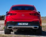 2021 Mercedes-Benz GLE Coupe (Color: Designo Hyacinth Red Metallic) Rear Wallpapers 150x120 (43)