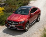 2021 Mercedes-Benz GLE Coupe (Color: Designo Hyacinth Red Metallic) Top Wallpapers 150x120 (35)