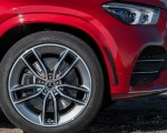 2021 Mercedes-Benz GLE Coupe (Color: Designo Hyacinth Red Metallic) Wheel Wallpapers 150x120 (45)