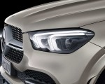 2021 Mercedes-Benz GLE Coupe (Color: Moyave Silver) Headlight Wallpapers 150x120 (28)