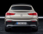 2021 Mercedes-Benz GLE Coupe (Color: Moyave Silver) Rear Wallpapers 150x120 (27)