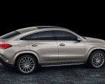 2021 Mercedes-Benz GLE Coupe (Color: Moyave Silver) Side Wallpapers 150x120 (25)