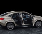 2021 Mercedes-Benz GLE Coupe (Color: Moyave Silver) Side Wallpapers 150x120 (24)