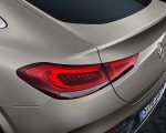 2021 Mercedes-Benz GLE Coupe (Color: Moyave Silver) Tail Light Wallpapers 150x120 (29)