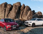 2021 Mercedes-Benz GLE Coupe and GLE 53 AMG Coupe Wallpapers 150x120 (38)