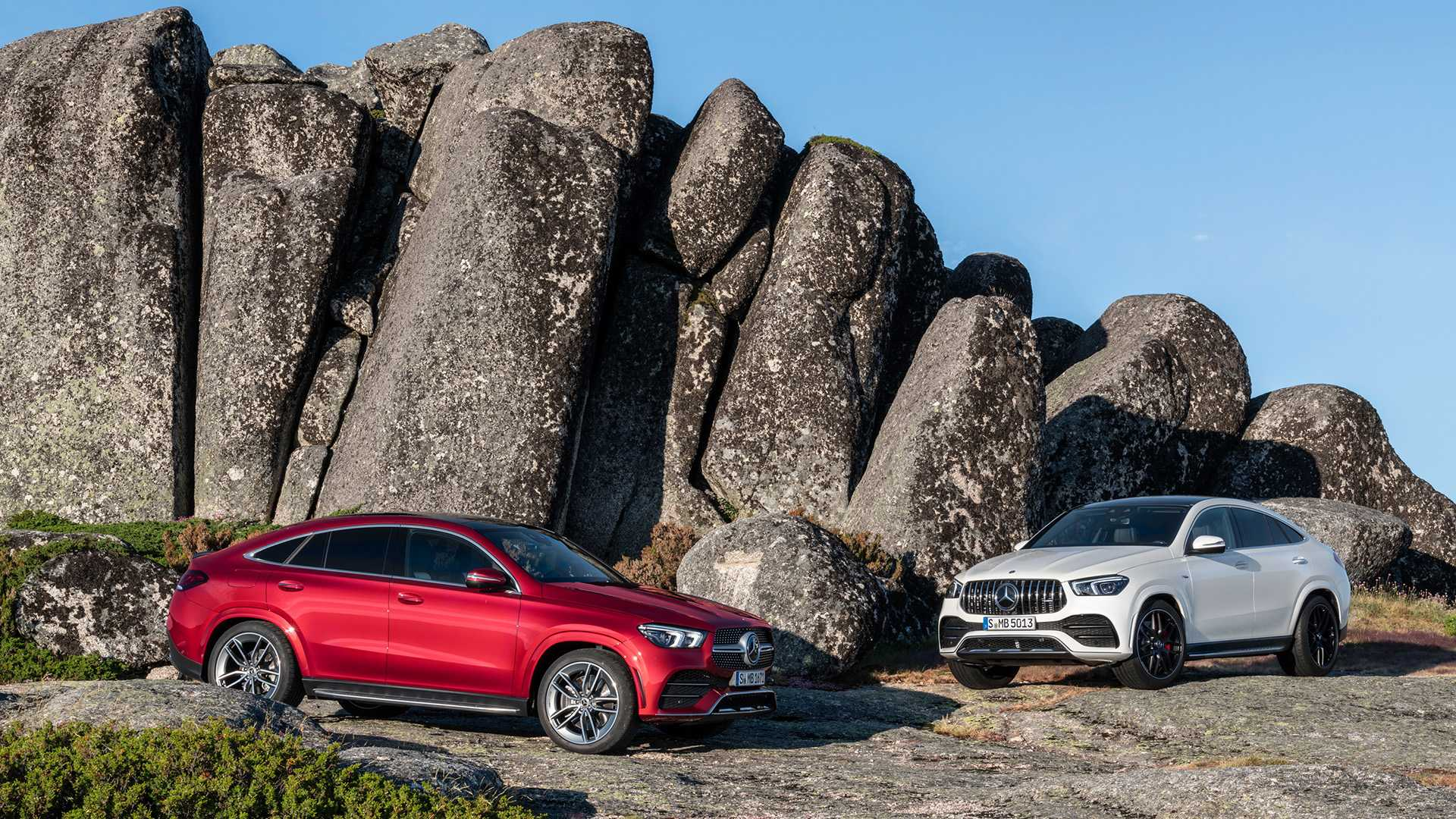 2021 Mercedes Benz Gle Coupe And Gle 53 Amg Coupe Wallpapers 36 Newcarcars