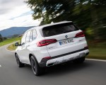 2019 BMW X5 xDrive45e iPerformance Rear Three-Quarter Wallpapers 150x120 (9)