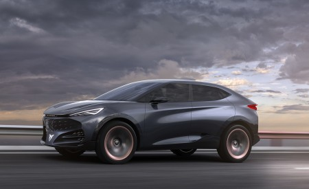 2019 CUPRA Tavascan EV Concept Wallpapers HD
