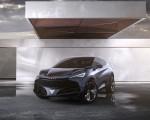 2019 CUPRA Tavascan EV Concept Front Wallpapers 150x120 (4)