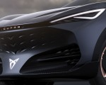 2019 CUPRA Tavascan EV Concept Headlight Wallpapers 150x120 (10)
