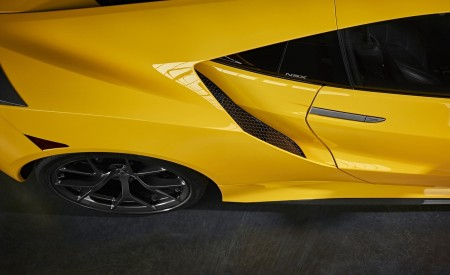 2020 Acura NSX (Color: Indy Yellow Pearl) Detail Wallpapers 450x275 (17)