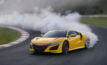 2020 Acura NSX Wallpapers HD