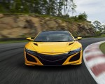 2020 Acura NSX (Color: Indy Yellow Pearl) Front Wallpapers 150x120 (3)