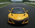 2020 Acura NSX (Color: Indy Yellow Pearl) Front Wallpapers 150x120 (4)