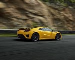 2020 Acura NSX (Color: Indy Yellow Pearl) Rear Three-Quarter Wallpapers 150x120 (5)
