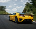 2020 Acura NSX (Color: Indy Yellow Pearl) Rear Three-Quarter Wallpapers 150x120 (7)