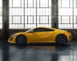 2020 Acura NSX (Color: Indy Yellow Pearl) Side Wallpapers 150x120 (12)