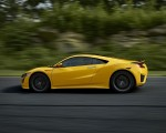 2020 Acura NSX (Color: Indy Yellow Pearl) Side Wallpapers 150x120 (8)