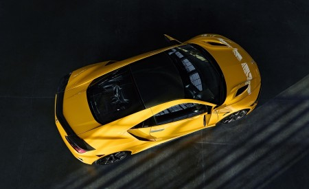 2020 Acura NSX (Color: Indy Yellow Pearl) Top Wallpapers 450x275 (15)