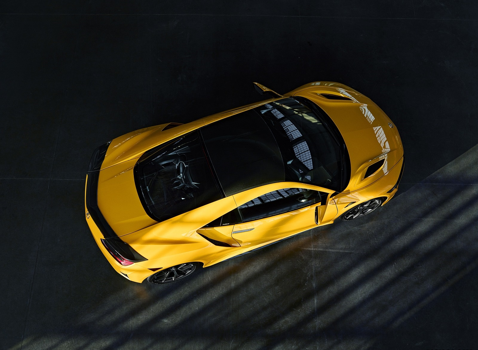 2020 Acura NSX (Color: Indy Yellow Pearl) Top Wallpapers (15)