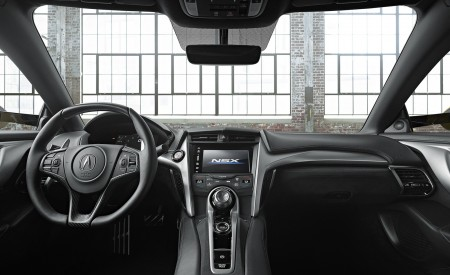 2020 Acura NSX Interior Cockpit Wallpapers 450x275 (19)