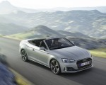 2020 Audi A5 Cabriolet (Color: Florett Silver) Front Three-Quarter Wallpapers 150x120 (2)