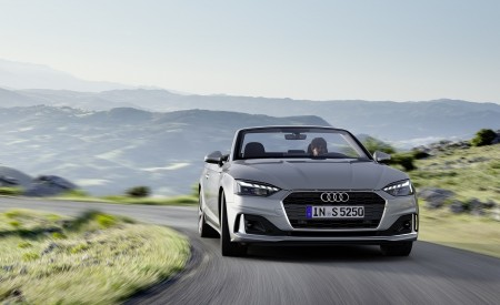 2020 Audi A5 Cabriolet Wallpapers HD