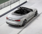 2020 Audi A5 Cabriolet (Color: Florett Silver) Rear Three-Quarter Wallpapers 150x120 (11)