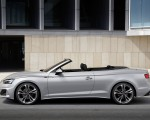 2020 Audi A5 Cabriolet (Color: Florett Silver) Side Wallpapers 150x120 (15)