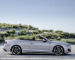 2020 Audi A5 Cabriolet (Color: Florett Silver) Side Wallpapers 150x120 (12)