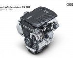 2020 Audi A5 Cabriolet Engine Wallpapers 150x120 (22)