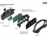 2020 Audi A5 Sportback Audi virtual cockpit Wallpapers 150x120 (26)