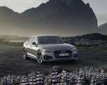 2020 Audi A5 Sportback (Color: Quantum Gray) Front Three-Quarter Wallpapers 150x120 (7)