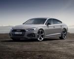 2020 Audi A5 Sportback (Color: Quantum Gray) Front Three-Quarter Wallpapers 150x120 (6)